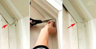 cost to install door trim easy ways to fix your garage door home matters for sealing prepare homewyse cost to install door trim
