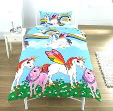unicorn comforter unicorn bedding full sets image kids girls com comforter set twin duvet bed