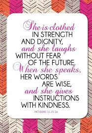 did you know the name thirty one es from proverbs 31