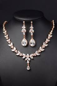 Bridesmaid Wedding Jewelry Sets