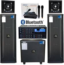 Bộ dàn âm thanh 4 tấc karaoke và nghe nhạc gia đình KPS - 9900 (CAO CẤP)