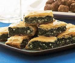 greek spinach feta pie spanakopita recipe
