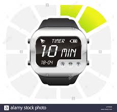 Timer 10 Minutes Digital Watch Timer 10 Minutes Stock Photo 169810433 Alamy