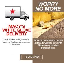 A Guide to Shopping at Macy s for a Mattress — MAYBE YES NO