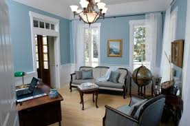 home office wall colors blue blue home office