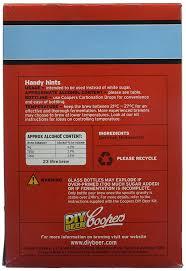 coopers diy home brewing carbonation drops ca tools home improvement