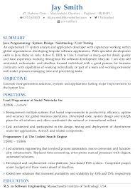 Resume Builder Online For Freshers Resume For Study
