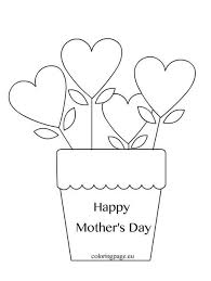 These coloring book pictures and sheets will keep the kids happy for hours. Happy Mothers Day 4 Mothers Day Coloring Pages Happy Mother S Day Card Happy Mothers Day