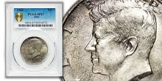 1964 Kennedy Half Dollar Accented Hair Value Chart Rare Sms 1964 Kennedy Half Dollar Sets 108 000 World Record