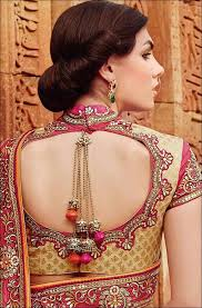 Saree Blouse Designs Front And Back 2017 Blouse Designs For Silk Sarees Top 21 Pattu Blouses