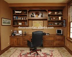 wooden home office. Farmhouse Style Functional Wooden Home Office Furniture .