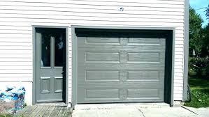 for new garage door installed cost of garage door opener installation garage door garage doors