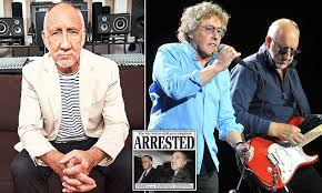 <b>Pete Townshend</b> says his arrest on child porn charges saved his life ...