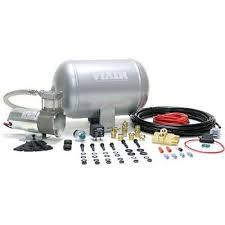 air zenith ob2 black 2nd gen 12v air compressor 200psi 3 4hp 4 25 viair 10000 ultra light duty on board air system 12v 130 psi