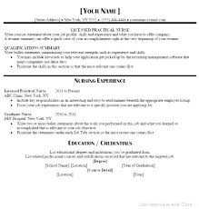 Lpn Resumes Templates 9 Best Resume Images On Lpn Resume Template No