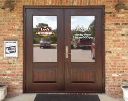 commercial front doorsDoors by Decora  Commercial Door Collection  DbyD6204