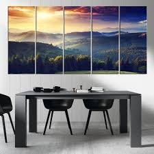 canvas art print mountain and autumn extra large wall art canvas print sunset on on extra large fabric wall art with canvas art print mountain and autumn extra large wall art canvas