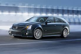 2008 14 cadillac cts consumer guide auto  2011 cadillac cts v wagon front Cost To Replace Wiring Harness On Cadillac Ctsv