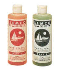 Semco Teak Sealer Color Chart Semco Products
