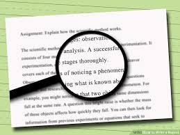 how to write a report pictures wikihow image titled write a report step 18