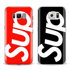 samsung galaxy phone logo. trend brand sup logo fashion for samsung galaxy s4 s5 s6 s7 edge s8 plus note phone