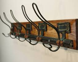 Industrial Style Coat Rack Kitchen rack Etsy 64