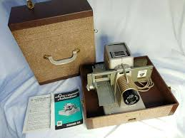 Bell &Howell TDC 300 Headliner Slide Projector With Case WORKS!  #ThreedimensionCo