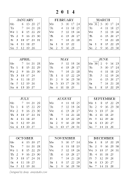 Fiscal Calendars 2015 As Free Printable Pdf Templates Entrancing ...