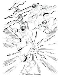 Coloring Pages Power Rangers Printable Power Ranger Coloring Pages