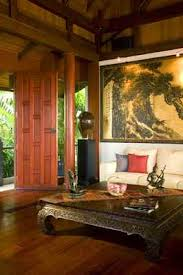 Pan-Asian style is becoming a popular choice again for interior decorating.  The style