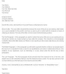 Collection of Solutions How To Write A Cover Letter When You Don T Know  The Company