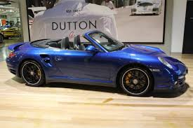 2011 Porsche 911 997 Series II Turbo S Convertible 2dr PDK 6sp AWD ...