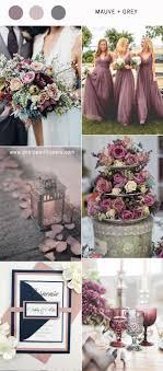 Best 6 Mauve Wedding Color Combos for 2018