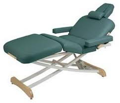 massage table and chair. Elegance Deluxe Electric Massage Table And Chair