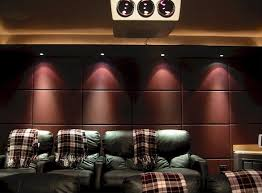 home theater step lighting. photo gallery of the home theater step lighting