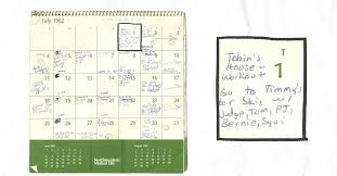 Brett Kavanaugh's July 1 calendar entry that could help Ford's case ...