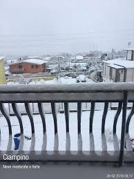 Foto meteo - Ciampino - Ciampino ore 8:17 » ILMETEO.it