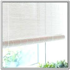 outdoor bamboo roll up blinds white roller shades home depot canada bambo