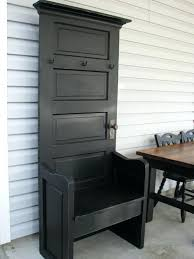 Image Dining Brilliant Ideas For Old Doors And Windows Entry Bench Door Hall Trees Made From Tree Tutorial D7i Black Hall Tree Trees Made From Old Doors Using Door Bench D7i