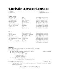 technical theatre resume templates technical resume templates mmventures co