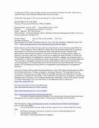 Military Resume Builder Elegant 51 Lovely Sample Military Resume