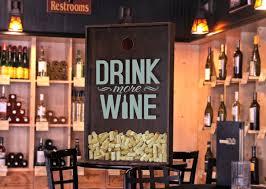 24x36 wine cork holder wall decor art drink more wine wine es
