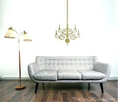 chandelier wall decal home a wall decals chandelier wall decal image 1 chandelier wall decal with