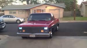 83 Chevy C10 - YouTube