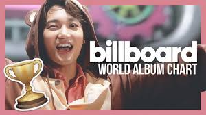 All 1 K Pop Albums On Billboards World Album Charts Of 2017