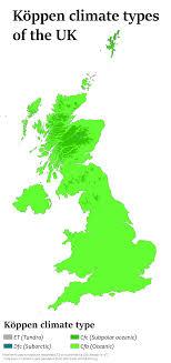 Climate Of The United Kingdom Wikipedia