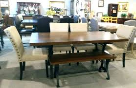 Rustic Farmhouse Kitchen Table Sets