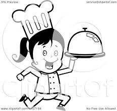 Small Picture Girl Chef Coloring Pages Coloring Coloring Pages