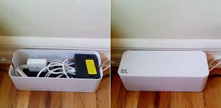 cable box & cable box mini decorative cable box cover at Cord Box Wiring
