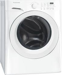 Front Load Washer Dimensions Frigidaire Fffw5000qw 39 Cu Ft Front Load Washer White